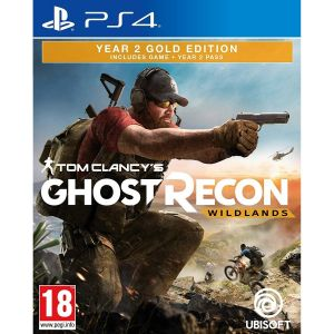 TOM CLANCY'S GHOST RECON: WILDLANDS YEAR 2 - Gold Edition (PS4)