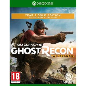 TOM CLANCY'S GHOST RECON: WILDLANDS YEAR 2 - Gold Edition (XBOX ONE)
