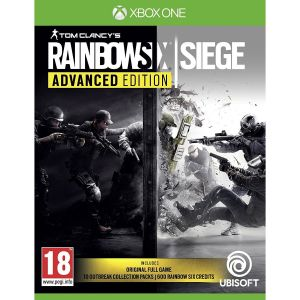 TOM CLANCY'S RAINBOW SIX: SIEGE - ADVANCED EDITION (XBOX ONE)