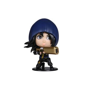 TOM CLANCY'S RAINBOW SIX: SIEGE - COLLECTION: Vinyl Chibi HIBANA Figure + Download Code for Exclusive In-Game Content