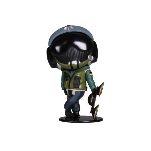 TOM CLANCY'S RAINBOW SIX: SIEGE - COLLECTION: Vinyl Chibi JAGER Figure + Download Code for Exclusive In-Game Content