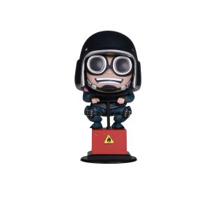 TOM CLANCY'S RAINBOW SIX: SIEGE - COLLECTION: Vinyl Chibi THERMITE Figure + Download Code for Exclusive In-Game Content