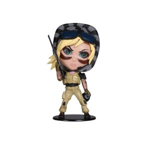 TOM CLANCY'S RAINBOW SIX: SIEGE - COLLECTION: Vinyl Chibi VALKYRIE Figure + Download Code for Exclusive In-Game Content