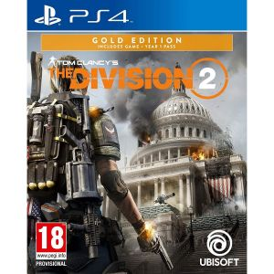 TOM CLANCY'S: THE DIVISION 2 - Gold Edition (PS4)