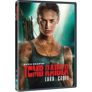 TOMB RAIDER: LARA CROFT [2018] (DVD)