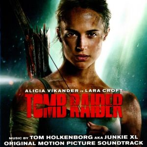 TOMB RAIDER: LARA CROFT [2018] - ORIGINAL MOTION PICTURE SOUNDTRACK (AUDIO CD)