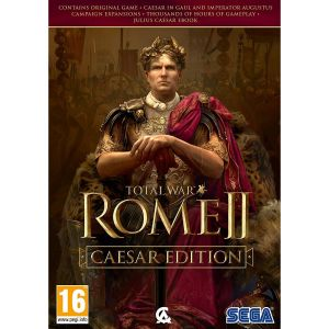 TOTAL WAR: ROME 2 - CEASAR EDITION (PC)