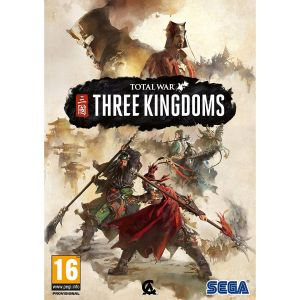 TOTAL WAR: THREE KINGDOMS - Limited Edition + DAY 1 PreORDER BONUS (PC)