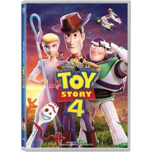 TOY STORY 4 (DVD)
