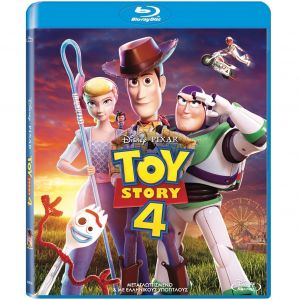TOY STORY 4 (BLU-RAY)