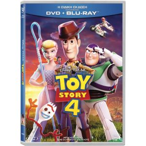 TOY STORY 4 Special Edition Combo (DVD + BLU-RAY)