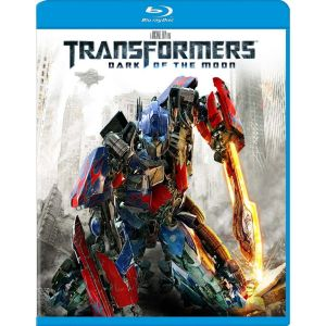 TRANSFORMERS : DARK OF THE MOON (BLU-RAY)
