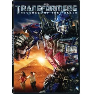 TRANSFORMERS 2: REVENGE OF THE FALLEN Special Edition (2 DVD)