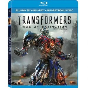 TRANSFORMERS 4: AGE OF EXTINCTION 3D - TRANSFORMERS 4: ΕΠΟΧΗ ΑΦΑΝΙΣΜΟΥ 3D (BLU-RAY 3D + 2 BLU-RAY)