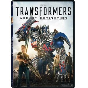 TRANSFORMERS 4: AGE OF EXTINCTION (DVD)