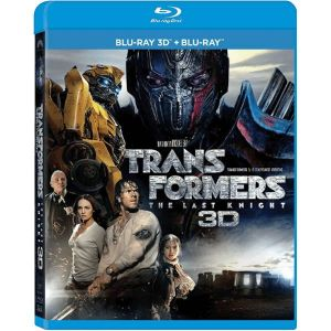 TRANSFORMERS 5: THE LAST KNIGHT 3D+2D (BLU-RAY 3D + BLU-RAY 2D)