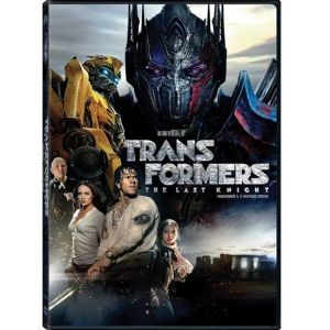 TRANSFORMERS 5: THE LAST KNIGHT (DVD)