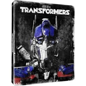 TRANSFORMERS Limited Edition Steelbook [Imported] (2 BLU-RAYs)