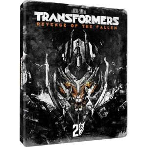 TRANSFORMERS: REVENGE OF THE FALLEN Limited Edition Steelbook [Imported] (BLU-RAY)