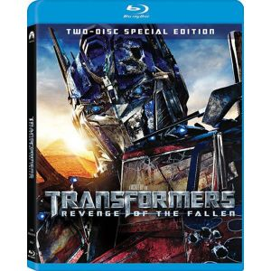 TRANSFORMERS: REVENGE OF THE FALLEN (TWO-DISC SPECIAL EDITION) - TRANSFORMERS: Η ΕΚΔΙΚΗΣΗ ΤΩΝ ΗΤΤΗΜΕΝΩΝ (BLU-RAY)
