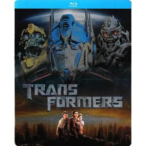 TRANSFORMERS Steelbook [Imported] (BLU-RAY)