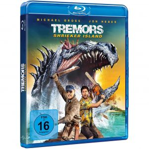 TREMORS: SHRIEKER ISLAND [Imported] (BLU-RAY)