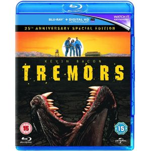 TREMORS - TA ΣΑΓΟΝΙΑ ΤΗΣ ΓΗΣ Anniversary Edition (BLU-RAY)