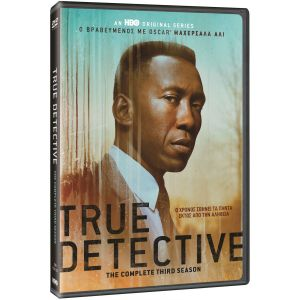 TRUE DETECTIVE SEASON 3 (DVD)
