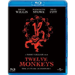 TWELVE (12) MONKEYS (BLU-RAY)