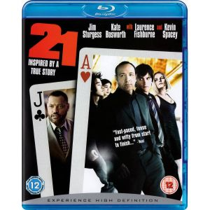 TWENTY ONE - 21 (BLU-RAY)