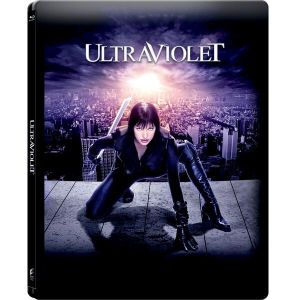 ULTRAVIOLET Limited Edition Steelbook EXCLUSIVE (BLU-RAY)