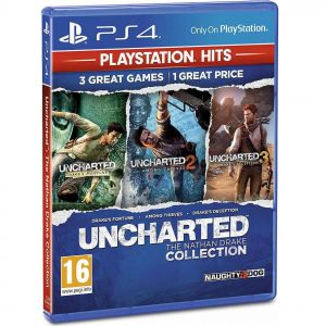 UNCHARTED: THE NATHAN DRAKE COLLECTION PlayStation Hits (PS4)