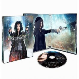 UNDERWORLD: AWAKENING 3D Steelbook EXCLUSIVE [Imported] (BLU-RAY 3D/2D)