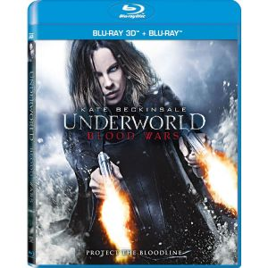 UNDERWORLD: BLOOD WARS 3D - UNDERWORLD: Η ΑΙΜΑΤΟΧΥΣΙΑ 3D (BLU-RAY 3D + BLU-RAY)