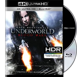 UNDERWORLD: BLOOD WARS 4K+2D - UNDERWORLD: Η ΑΙΜΑΤΟΧΥΣΙΑ 4K+2D (4K UHD BLU-RAY + BLU-RAY 2D)