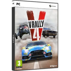 V-RALLY 4 (PC DVD)