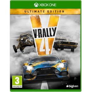 V-RALLY 4 - Ultimate Edition (XBOX ONE)