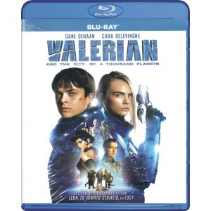 VALERIAN AND THE CITY OF A THOUSAND PLANETS - Ο ΒΑΛΕΡΙΑΝ ΚΑΙ Η ΠΟΛΗ ΜΕ ΤΟΥΣ ΧΙΛΙΟΥΣ ΠΛΑΝΗΤΕΣ (BLU-RAY)
