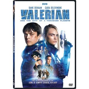 VALERIAN AND THE CITY OF A THOUSAND PLANETS - Ο ΒΑΛΕΡΙΑΝ ΚΑΙ Η ΠΟΛΗ ΜΕ ΤΟΥΣ ΧΙΛΙΟΥΣ ΠΛΑΝΗΤΕΣ (DVD)