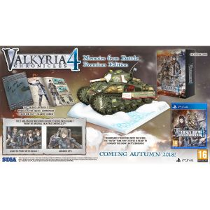 VALKYRIA CHRONICLES 4 - PREMIUM EDITION (PS4)