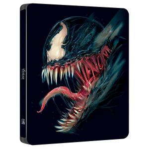 VENOM POP ART Limited Edition Steelbook [Imported] (BLU-RAY)