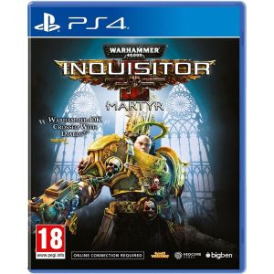WARHAMMER 40,000: INQUISITOR MARTYR (PS4)