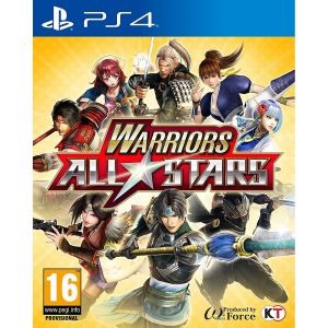 WARRIORS: ALL STARS (PS4)