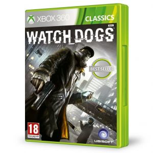 WATCH DOGS - CLASSICS (XBOX 360)
