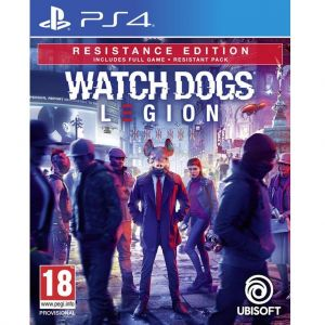 WATCH DOGS: LEGION Resistance DAY 1 Edition (PS4)