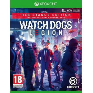 WATCH DOGS: LEGION Resistance DAY 1 Edition (XBOX ONE)