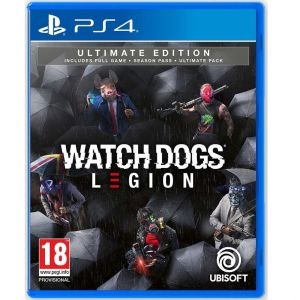 WATCH DOGS: LEGION - Ultimate Edition (PS4)