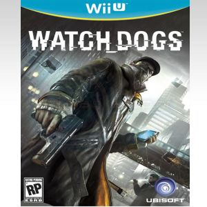 WATCH DOGS - Standard Edition (Wii U)