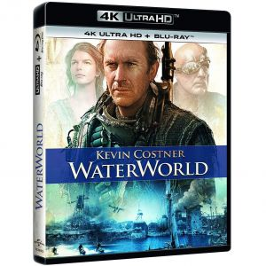 WATERWORLD 4K+2D (4K UHD BLU-RAY + BLU-RAY)