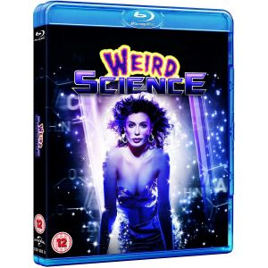 WEIRD SCIENCE 30th Anniversary Edition (BLU-RAY)